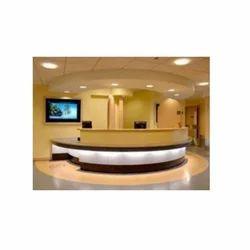 Hospitals Interior designs