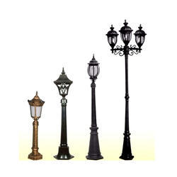 Decorative Casted  Pole Light