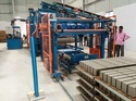 High Pressure Brick and Paver Block Vibro Machine