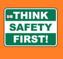 Safety Slogans Stickers