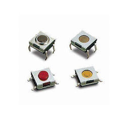 Tact Switch 6.2x6.2 Series