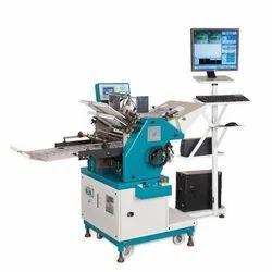 Friction Feed Paper Folding Machine
