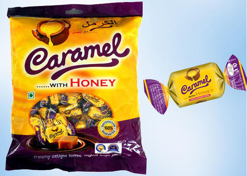 Caramel With Honey Toffees