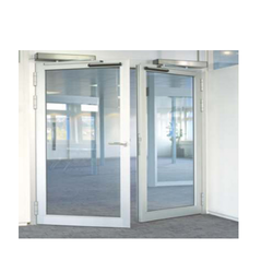 Automatic Glass Swing Doors