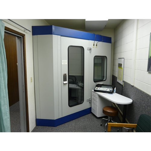Audiometric Booth Audiometric Examination Booth