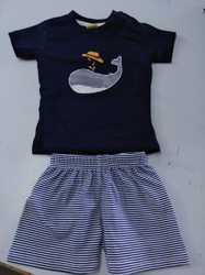 Knitted Kids Clothing