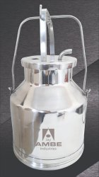 Stainless Steel Milking Can