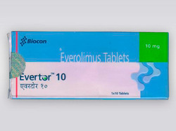 Evertor 10mg Tablet (5mg Also Available)