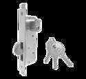 Aluminium Glass Door Lock