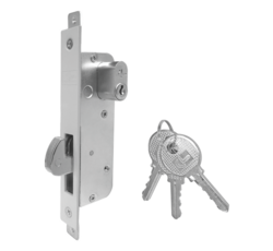 Aluminium Glass Door Lock