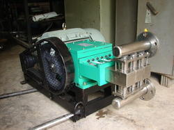 High Pressure Injection Pump
