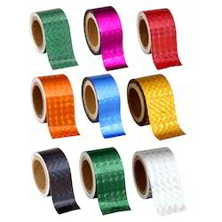 Prism Multi Color Holographic Tapes