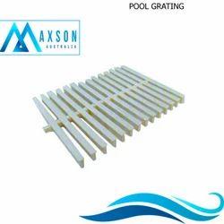 Pool Overflow Grating