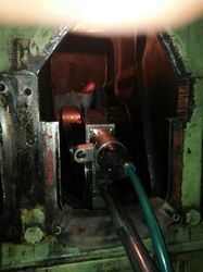 Crack Repair Turbocharger