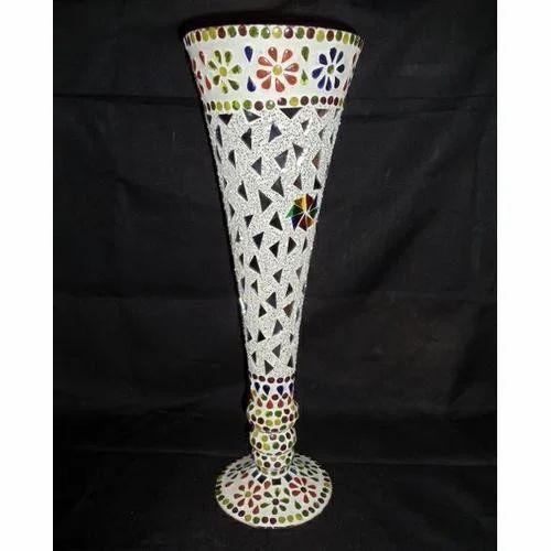 Flower Vase Flower Base Manufacturer From Firozabad