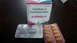 Aceclofenac 100 mg   Paracetamol 325 mg Tablets