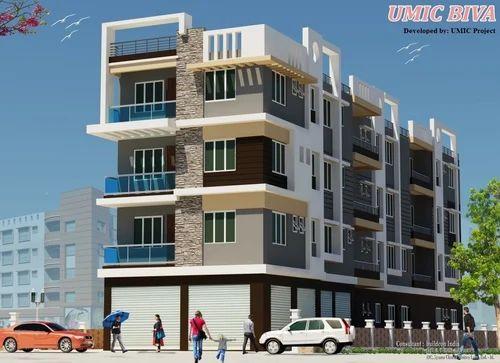 1/2/3 Bhk Flats In Belgharia Near Bt Road Umic Biva