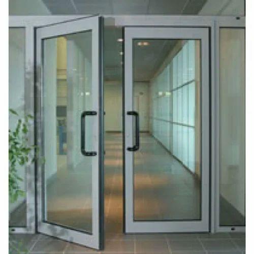 Aluminum Doors Aluminum Glass Door Manufacturer From Indore