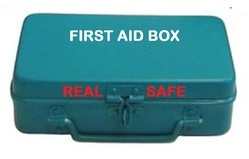 Aluminium First Aid Box