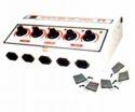 Five Pad Heating Machine
