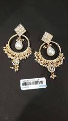 Antique Kundan Earring