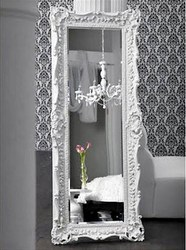 Designer Wooden Mirror