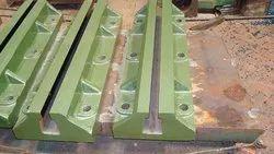 Foundation Rail Mill Motor