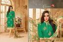 Collar Neck Sachika Salwar Suit Fabric