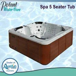 Spa 5 Seater Tub