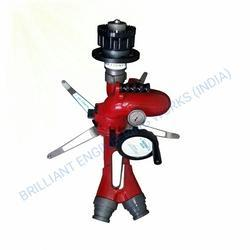 Fire Fighting Portable Water Monitor
