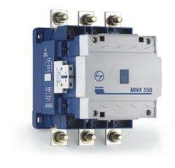 MNX 550 3 Pole Contactor 220vac Cat.no. Cs94145 - L & T