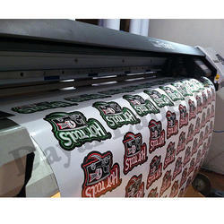 Printed Stickers Sticker Printing Manufacturer From New Delhi - Where can i get stickers printed