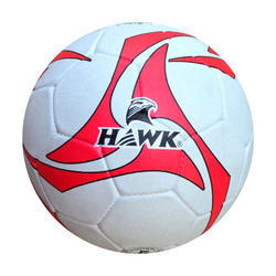 Rubber Molded Hawk Curve Football