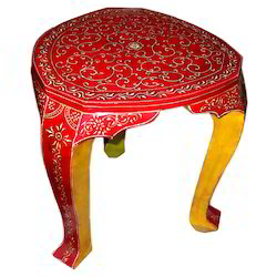 Wooden Designer Stool