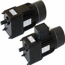 40 Watt 1 ph Electromagnetic Geared Brake Motor