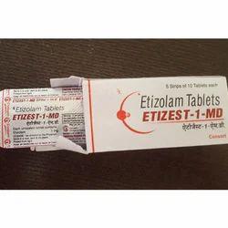 Etizest Etizolam