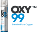 Medical Pure Oxygen OXY 99 Can