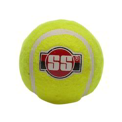 SS Soft Pro Tennis Ball (Heavy) Cricket Ball