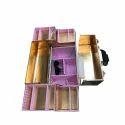 Rose Gold Vanity Case