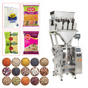 Grains Granules Pulses Packing Machine (All in one)