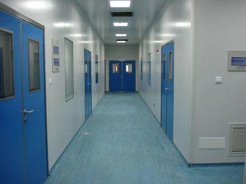 Clean Room Door & Manufacturer of Fire Door \u0026 Trap Door by Koleshvari Steel ...