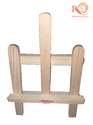 Pine wood 1 ft wooden Display / painting Easel