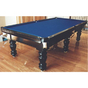 Antique Pool Table with Indian Marble