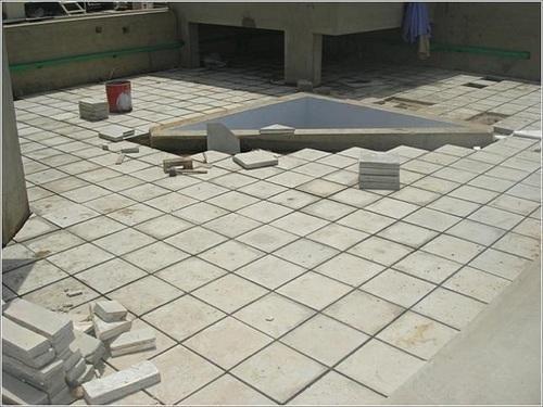 Heat Resistant Terrace Tiles   Dalal Heat Resistant Terrace Tiles  Manufacturer From New Delhi