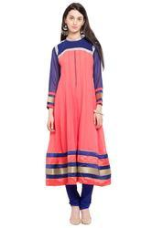 Indo Western Stylish Party Wear Ladies Short Kurti Tunic Top
