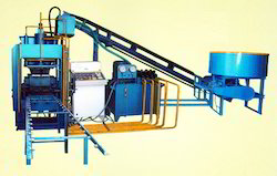 Semiautomatic Fly Ash Brick making machine SV 1000/1200