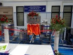 Ice Cream Plant for Turnkey Basis