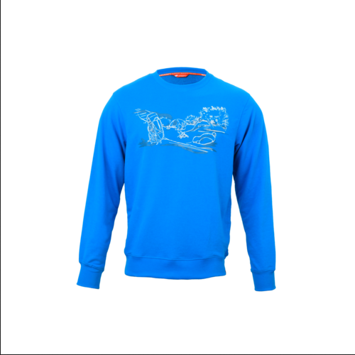 87e13d49cae Men Sweatshirts   Pullovers - Wildcraft Men s Print - Camp - Light ...