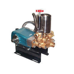Engine Operated Hydrostatic Test Pump