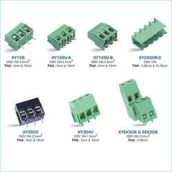 Xinya Terminal Blocks (Green Connectors)